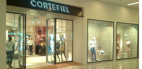Uno de los establecimientos de Cortefiel