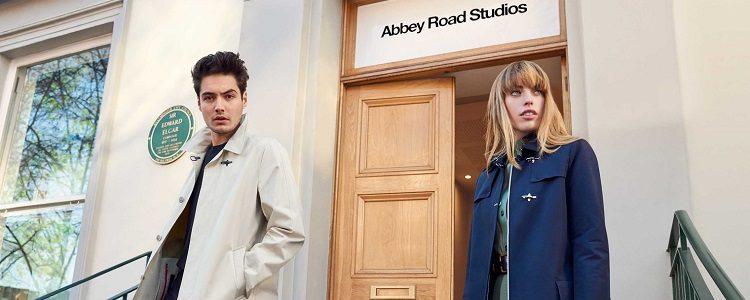 Campaña en Abbey Road con Levi Dylan y Clara MacGregor