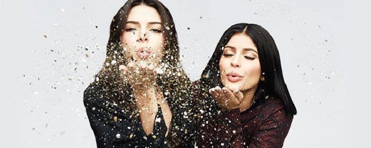 Las hermanas Jenner han colaborado como imagen y creativas de marcas como TopShop o PacSun