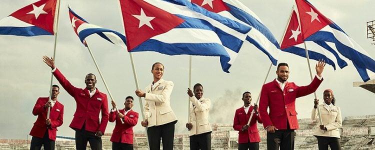Louboutin firma la equipación del comité olímpico de Cuba en Río 2016
