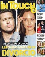 In Touch desvela las verdaderas causas del divorcio de Brangelina