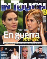 In Touch destapa la guerra entre Angelina Jolie y Jennifer Aniston