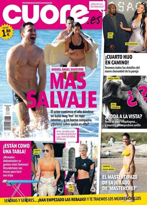 22114dd70e7 Cuore muestra al Miguel Ángel Silvestre más salvaje - Revista Cuore ...