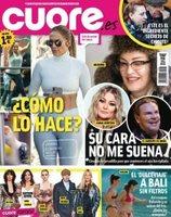653acf6d249 Cómo hace para estar tan estupenda Jennifer Lopez en revista Cuore
