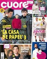 4663cf62192 Revista Cuore se cuela en el rodaje de la tercera temporada de  La casa de