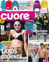 c1c87d1eb28 Cuore capta a Lara Álvarez relajándose en Cayos Cochinos