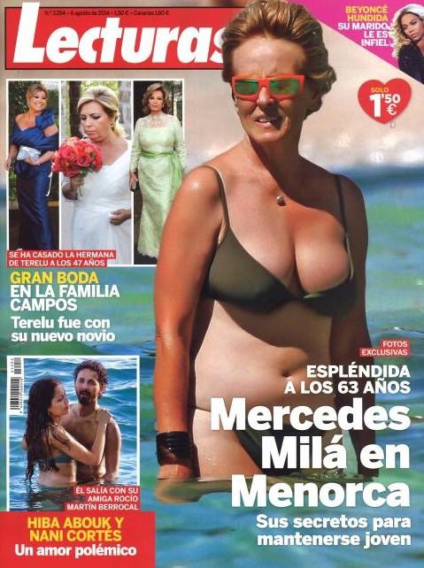 Agree mercedes mila en bikini Love her
