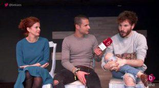 ¿Les gustaría a Rubén Ochandiano y Marian Aguilera volver a rodar un capítulo de 'Al Salir de Clase'?