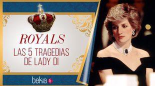 Royals: Las 5 tragedias que vivió Lady Di, la reina de corazones