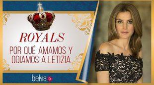 Royals: Los motivos por los que la Reina Letizia es amada y a la vez odiada