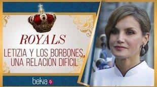 Así es la relación de la Reina Letizia con la familia del Rey Felipe