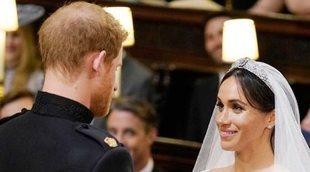 Los momentos inolvidables de la boda del Príncipe Harry y Meghan Markle