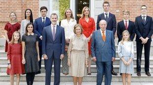 La complicada relación de la Familia Real Española y la Familia del Rey: cariño, tensiones y escándalos