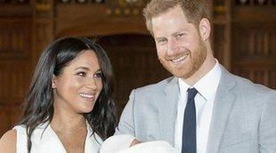 Todo sobre Archie Harrison Mountbatten-Windsor, hijo del Príncipe Harry y Meghan Markle